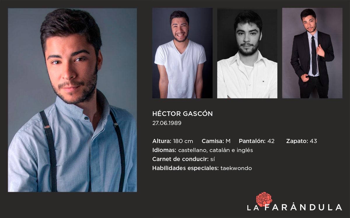 Héctor Gascón
